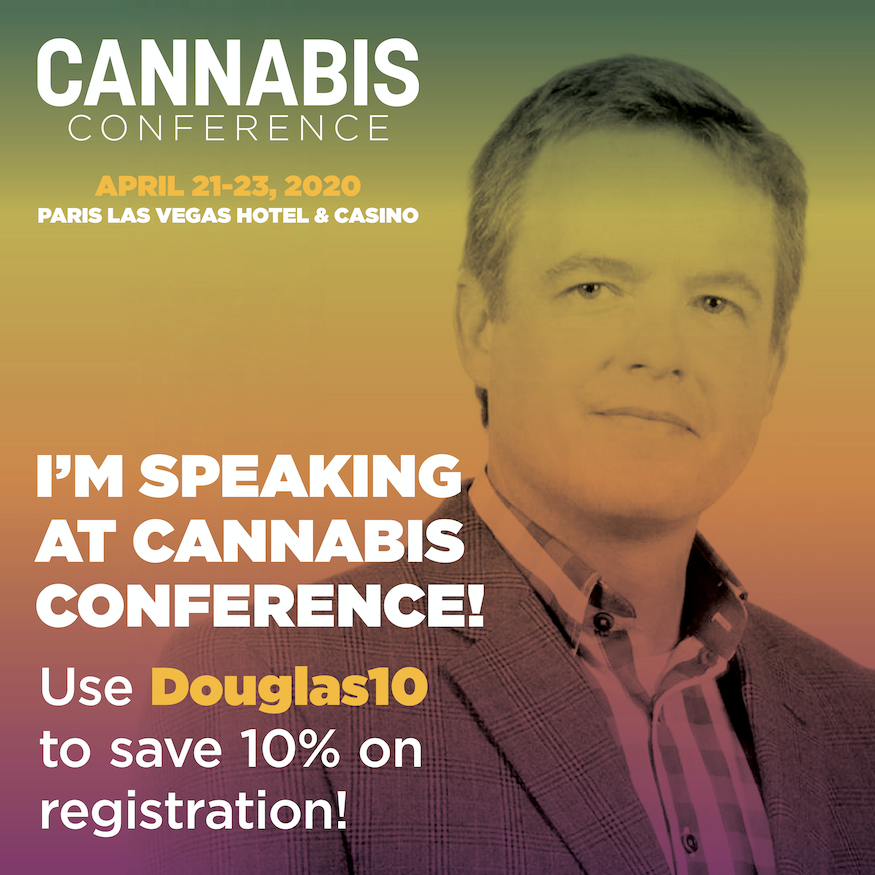 Cannabis Conference April 21 - 23, 2020